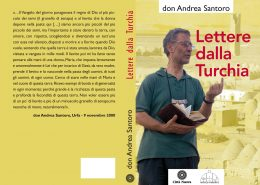 Lettere dalla Turchia