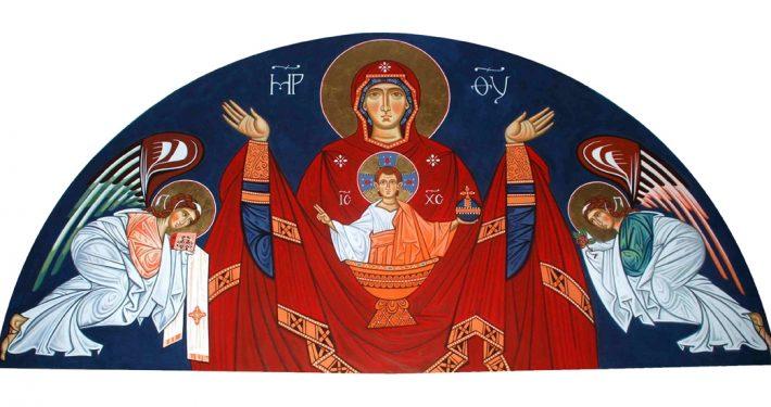 Maria Madre di tutti i popoli