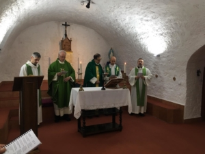 celebrazione cappella feriale