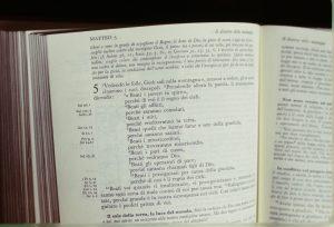 Le Beatitudini - dal Vangelo