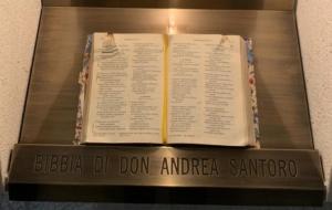 Bibbia di Don Andrea Santoro